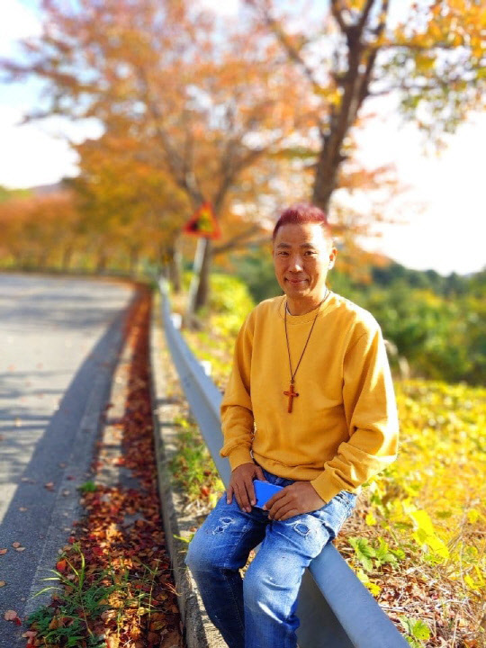 김철민이 펜벤다졸 복용 이후 건강이 호전되고 있다고 밝혔다. 김철민 페이스북 캡처.