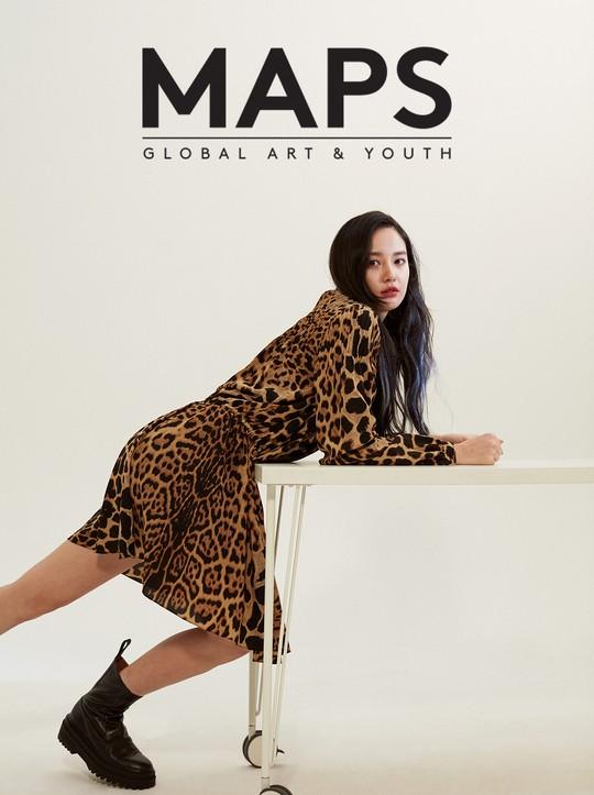 배우 이주연이 패션 화보를 공개했다.ⓒ맵스