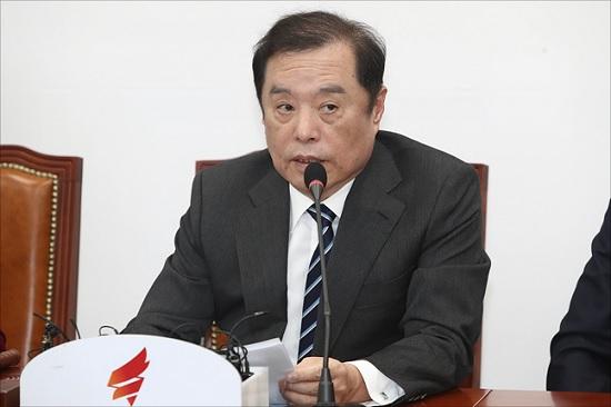 김병준 자유한국당 비대위원장(자료사진) ⓒ데일리안 홍금표 기자