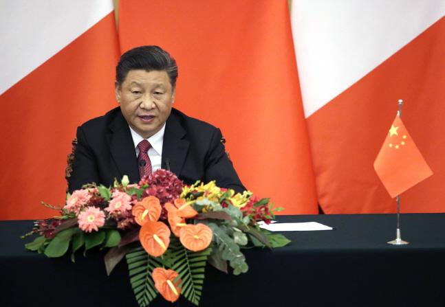 시진핑 중국 국가 주석.ⓒ뉴시스