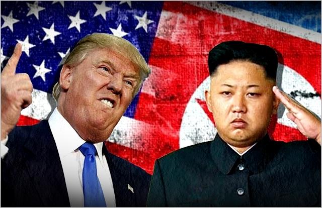 도널드 트럼프 미국대통령(왼쪽)과 김정은 북한 국무위원장 ⓒ데일리안