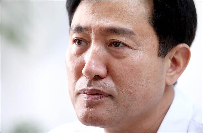 오세훈 전 서울특별시장. ⓒ데일리안 박항구 기자