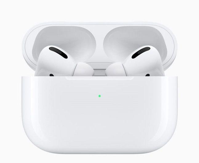 애플 무선이어폰 '에어팟 프로'.ⓒ애플