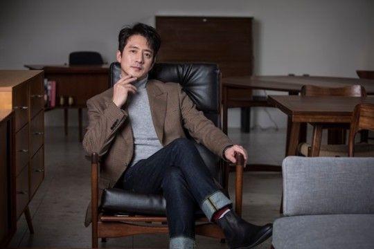 배우 정준호가 영화