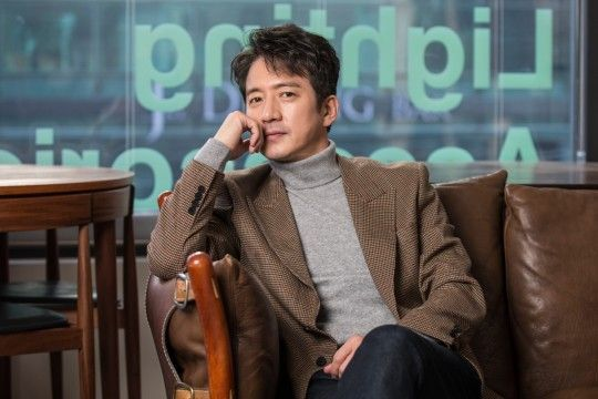 배우 정준호는 영화