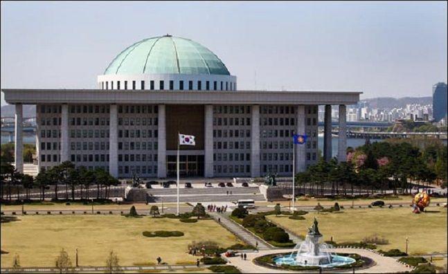 국회의사당 전경. ⓒ데일리안 박항구 기자