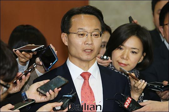 조해진 자유한국당 전 의원(자료사진). ⓒ데일리안
