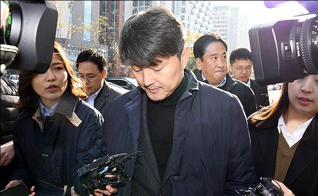 유재수 전 부산시 부시장·더불어민주당 전문위원 ⓒ데일리안 류영주 기자