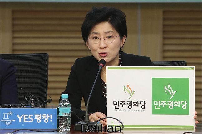 박주현 민주평화당 수석대변인(자료사진). ⓒ데일리안 홍금표 기자
