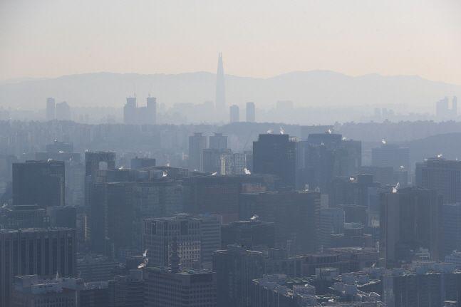 지난해 한국의 경제성장률이 2.0%에 그친 것으로 나타났다.ⓒ뉴시스