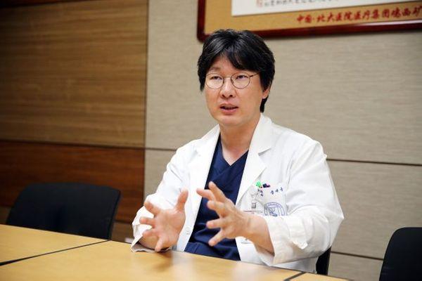 송재윤 고려대 안암병원 산부인과 교수. ⓒ고려대 안암병원
