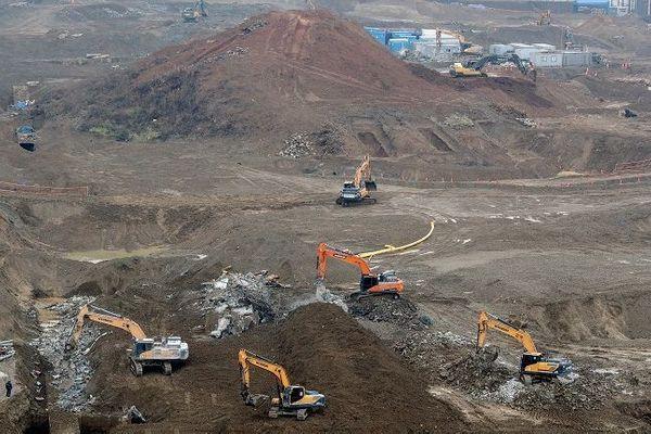 서울 강동구 둔촌주공아파트 단지가 재건축 공사 진행중이다.ⓒ뉴시스