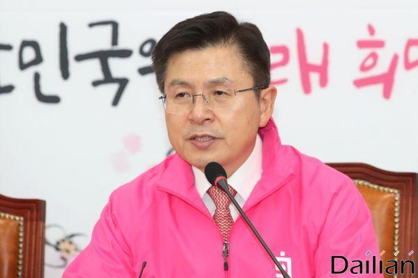 황교안 미래통합당 대표 ⓒ데일리안 류영주 기자