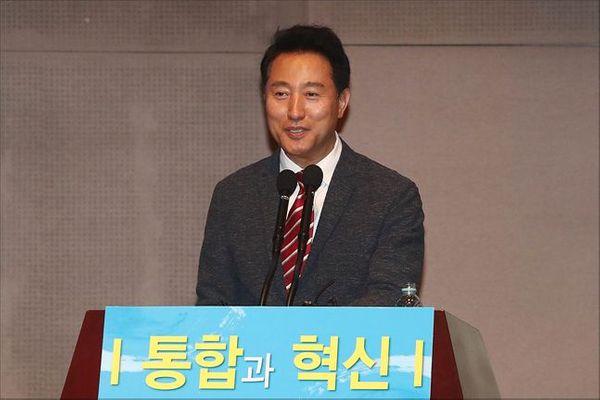 오세훈 미래통합당 서울 광진을 예비후보 ⓒ데일리안 홍금표 기자