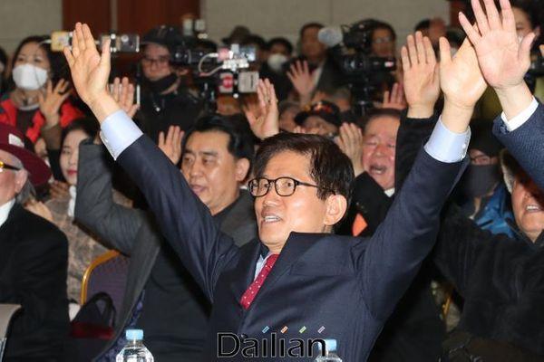 김문수 전 경기지사(자료사진). ⓒ데일리안 류영주 기자