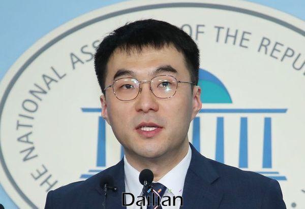 금태섭 더불어민주당 의원의 지역구에 공천을 신청한 김남국 변호사 ⓒ뉴시스