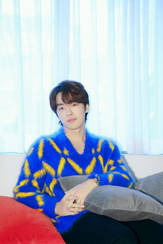 배우 김정현은 최근 종영한 tvN