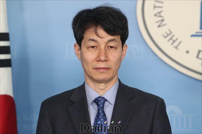 윤건영 전 청와대 국정상황실장 ⓒ데일리안 홍금표 기자