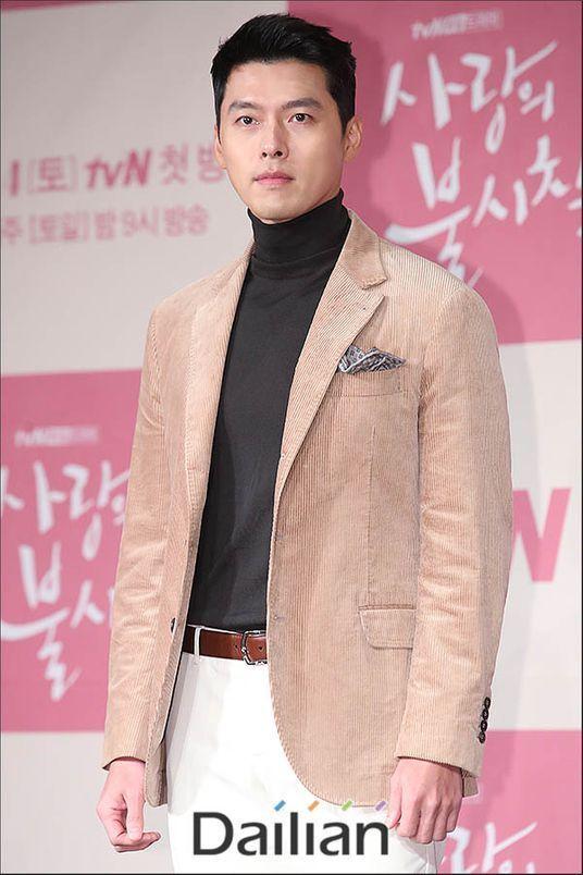 배우 현빈이 코로나19 확산을 염려하며 팬들에게 응원의 메시지를 건넸다.ⓒ데일리안 류영주 기자