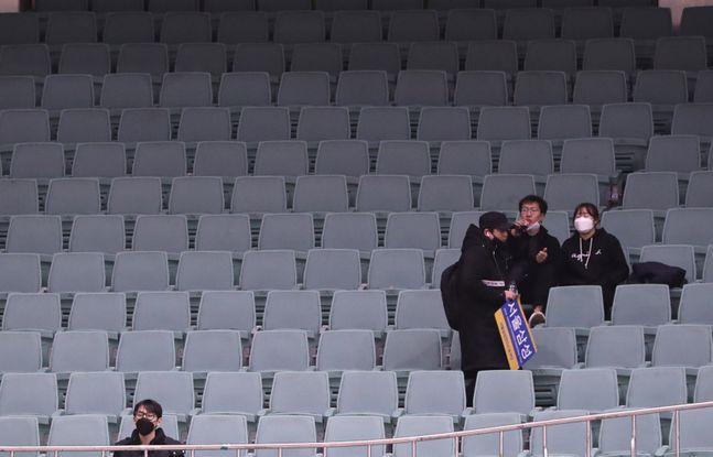 KBL은 프로농구 관람객의 안전을 위해 무관중 경기 진행을 하게 됐다고 밝혔다. ⓒ KBL