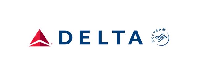 델타항공사 로고.ⓒ델타항공