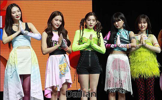걸그룹 레드벨벳은 코로나19 확산에 따라 3월로 예정된 일본 공연을 취소했다. ⓒ 데일리안 류영주 기자