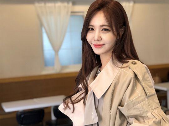 배우 강예빈이 신천지 연예인 루머를 강력 부인했다. ⓒ 투이컴퍼니