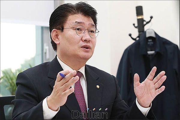 대전 대덕에서 3선에 도전하는 정용기 미래통합당 의원(자료사진). ⓒ데일리안 류영주 기자