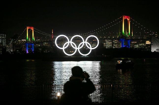 7월 개최가 불투명한 2020 도쿄올림픽. ⓒ 뉴시스