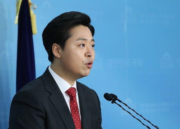 정원석 미래통합당 선거대책위원회 상근대변인 (자료사진) ⓒ뉴시스