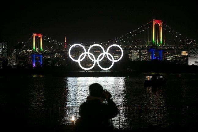 연기 가능성 제기된 2020 도쿄올림픽. ⓒ 뉴시스