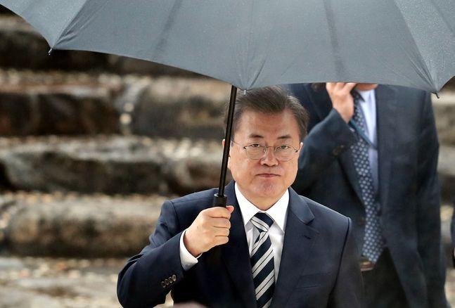문재인 대통령. (자료사진) ⓒ데일리안 박항구 기자