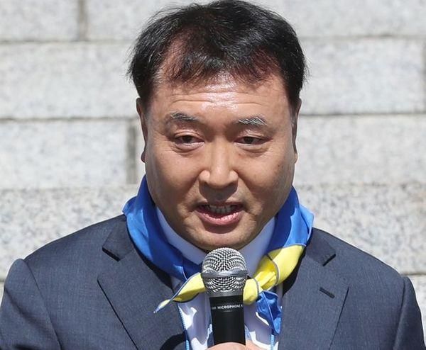 열린민주당 비례후보에 출마한 황희석 전 법무부 인권국장 ⓒ뉴시스