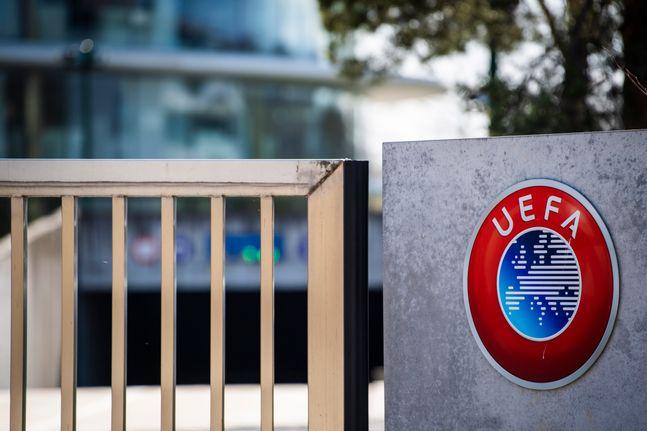 유럽축구연맹. ⓒ 뉴시스