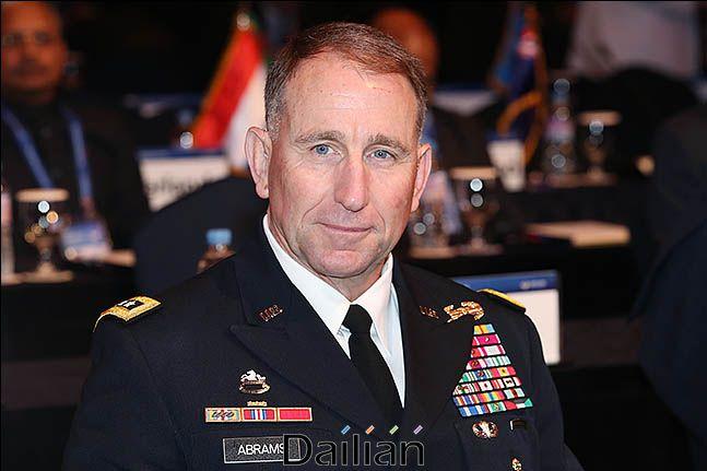 로버트 에이브럼스 주한미군사령관(자료사진). ⓒ데일리안 류영주 기자