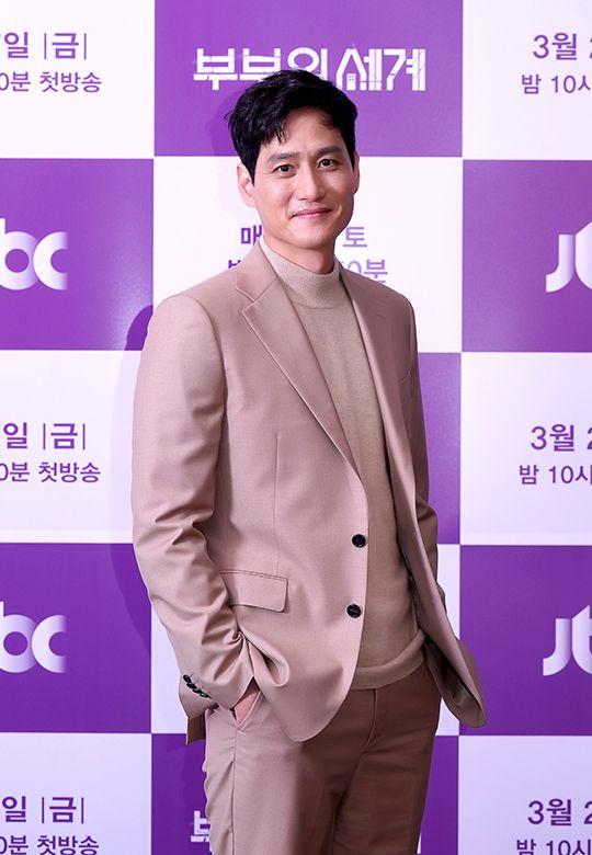 배우 박해준 26일 JTBC 드라마