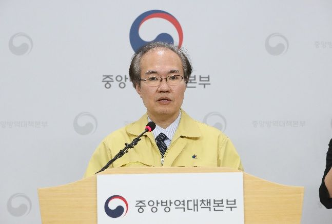 권준욱 중앙방역대책본부 부본부장(자료사진). ⓒ뉴시스