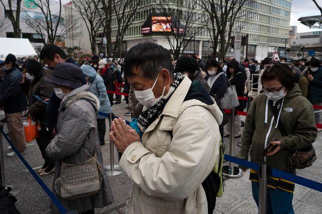일본 심장부인 도쿄 등지에서 코로나19 감염자 증가세가 급증하고 있다. 확진자 수가 연일 갱신됨에 따라 광역자치단체들이 뒤늦게 지역민들의 이동 및 외출 자제를 요청하고 있다.(자료사진) ⓒ뉴시스