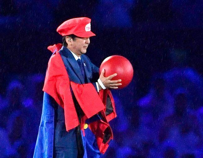 일본은 도쿄 올림픽서 '부흥'을 부르짖으려 한다. ⓒ 뉴시스