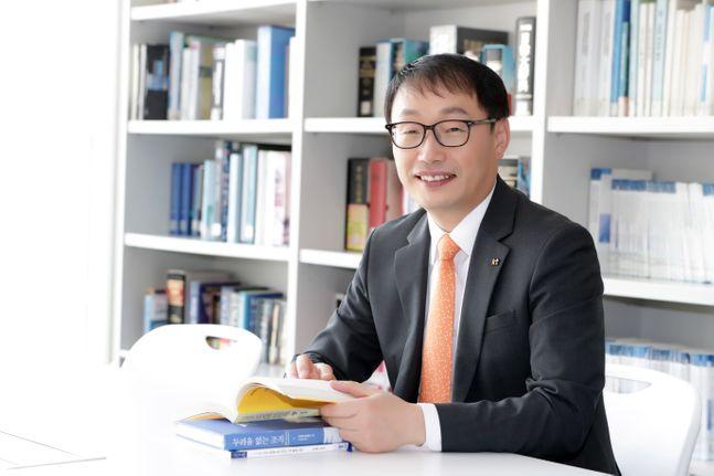 구현모 신임 KT 대표이사.ⓒKT