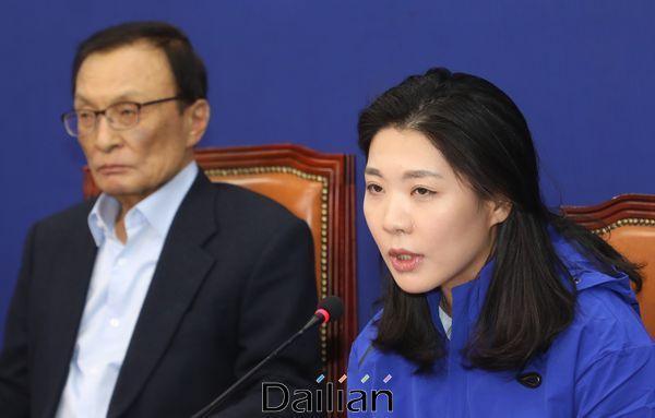 신현영 더불어시민당 비례대표 후보자 ⓒ데일리안 박항구 기자
