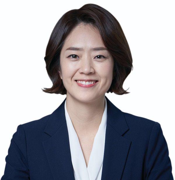 오는 4·15 총선에서 서울 광진을 지역구에 출마하는 고민정 더불어민주당 후보 ⓒ고민정 캠프 제공