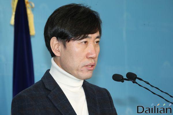 오는 4·15 총선에서 부산 해운대갑에 출마한 하태경 미래통합당 후보 (자료사진) ⓒ데일리안 류영주 기자