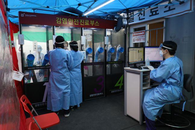 서울아산병원에서 4일 신종 코로나바이러스 감염증(코로나19) 확진자 1명이 추가로 발생했다.(자료사진) ⓒ데일리안 류영주 기자