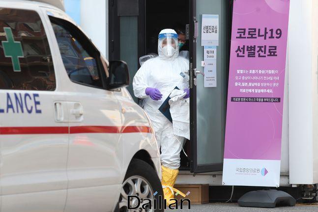중앙방역대책본부는 5일 기준 국내 코로나 바이러스 감염증 확진자는 전날 대비 81명이 증가한 1만237명으로 집계됐다고 이날 밝혔다.(자료사진) ⓒ데일리안 류영주 기자