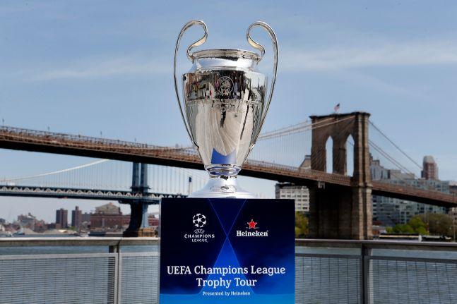 UEFA는 챔피언스리그와 유로파리그의 일정을 8월 3일 이전까지 끝내야 한다는 입장이다. ⓒ 뉴시스
