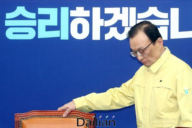 이해찬 민주당 대표(자료사진) ⓒ데일리안 박항구 기자