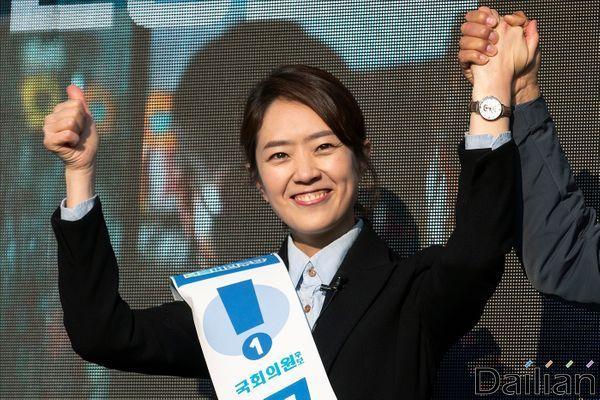고민정 더불어민주당 서울 광진을 후보 (자료사진) ⓒ데일리안 홍금표 기자