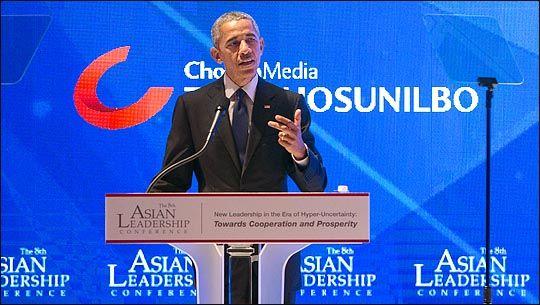 버락 오바마 전 미국 대통령.(자료사진)ⓒ국회사진취재단