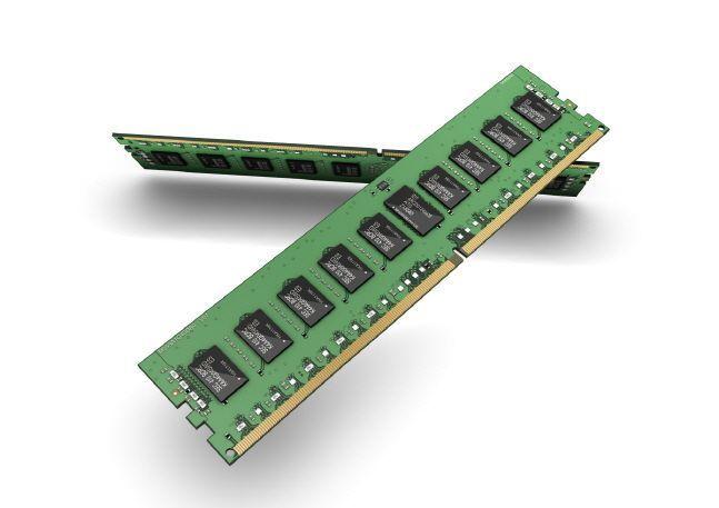 삼성전자 D램 모듈.ⓒ삼성전자
